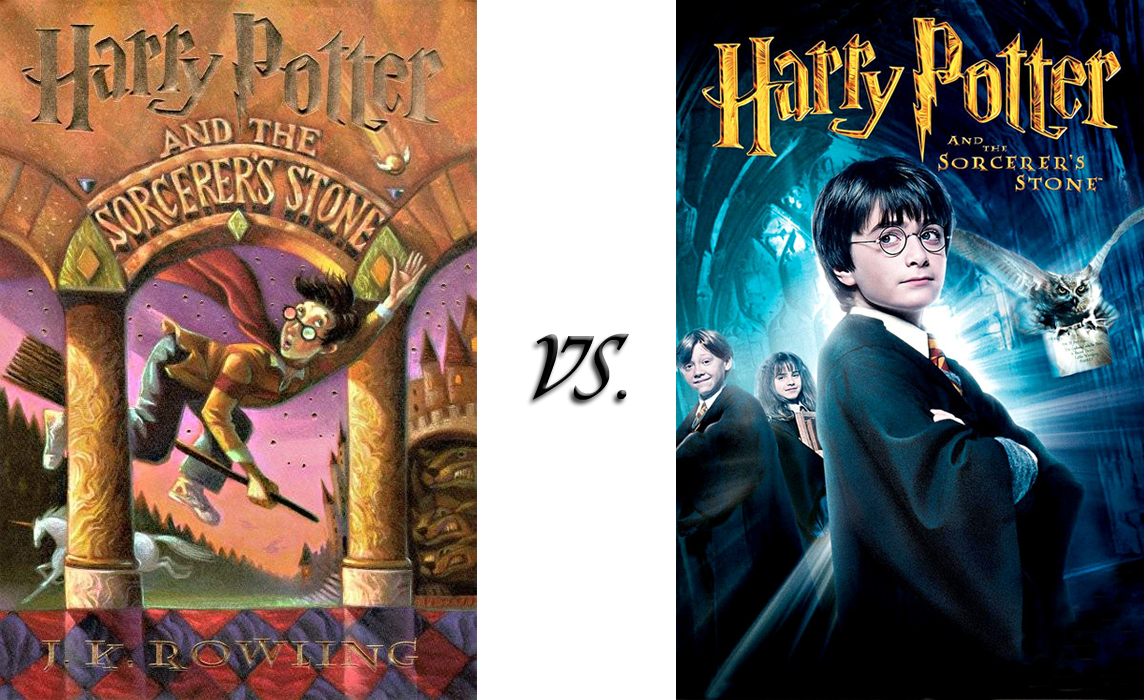 Harry Potter Book Cover Png : Why i prefer books to movie adaptations unfiltered