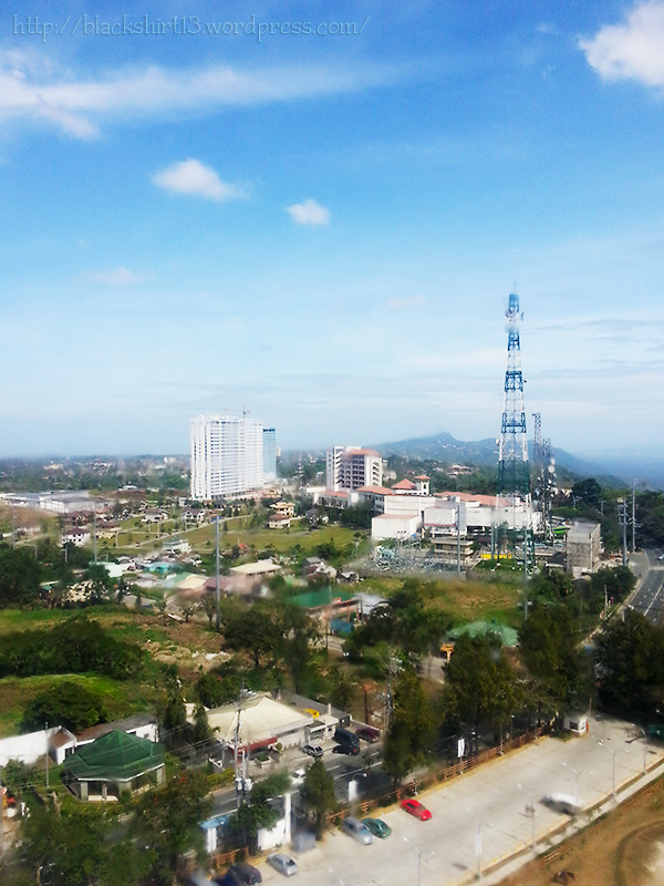 View from Sky Eye