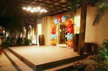 CML Beach Resort & Water Park lobby entrance