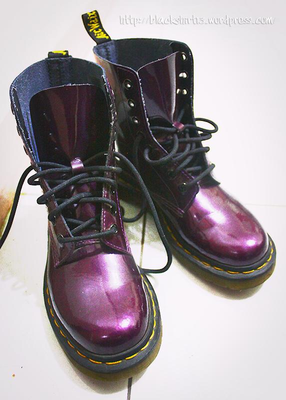 Week 5 - Transportation (boots)