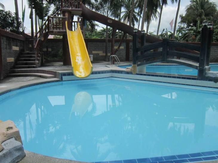 Inn-land kiddie pool